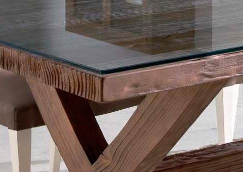 tapas de cristal para mesa y mesas de cristal a medida