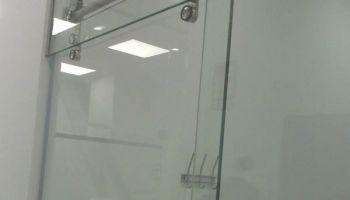 Puertas de vidrio Cristalería Athair