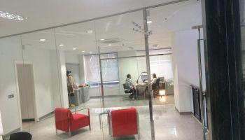 Mamparas de vidrio | Cristalería Athair