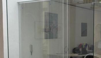 Suelos y techos de cristal | Cristalería Athair